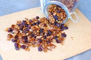 blog 5 spice granola