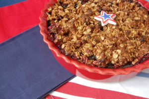 blog berry crisp