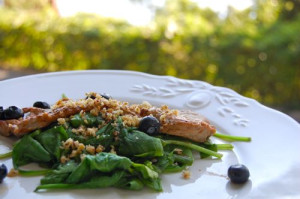 blog blueberry veal