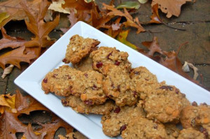 blog butterscotch oat cookies
