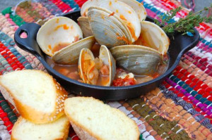 blog clams broth