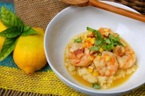 blog corn shrimp grits