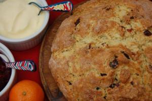 blog cranberry soda bread