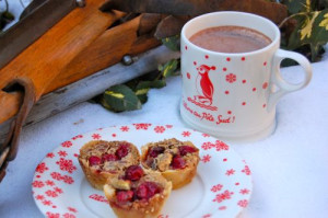 blog cranberry tassie