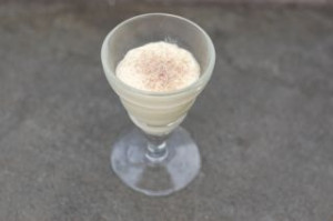 blog egg nog pudding