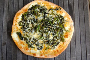 blog pizza broccoli rabe
