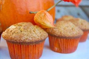 blog pumpkin muffins