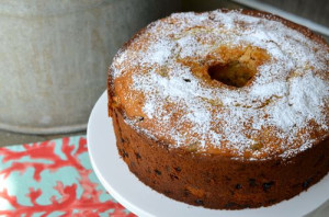 blog raisin cake