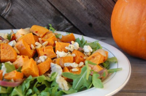 blog sweet potato salad