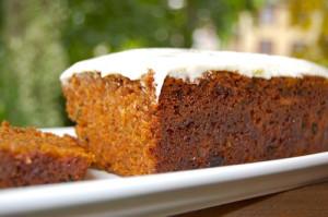 blog zucchini cake