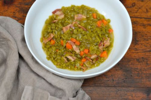 blog split pea soup