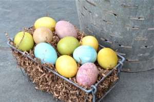 blog easter eggs dyedin basket
