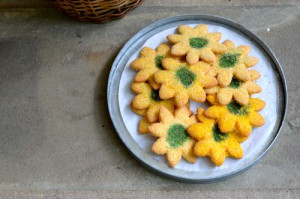 blog sunflower cookies 2