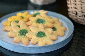 blog sunflower cookies