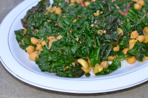 blog chard chick peas