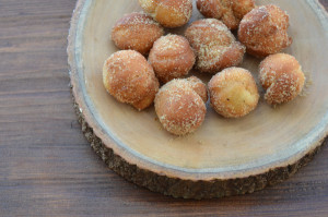 blog doughnut holes