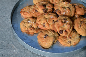 blog caramel cookies