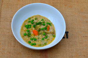 blog veal carrot pea stew