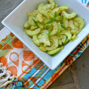 blog japanese cuke salad