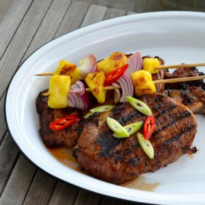 blog pineapple steak