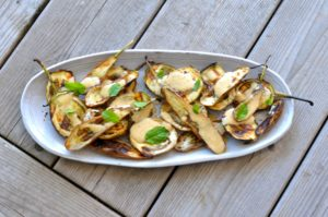blog eggplant tahini