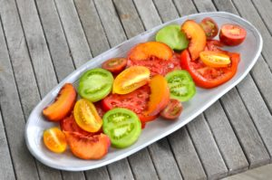 blog peach salad 1